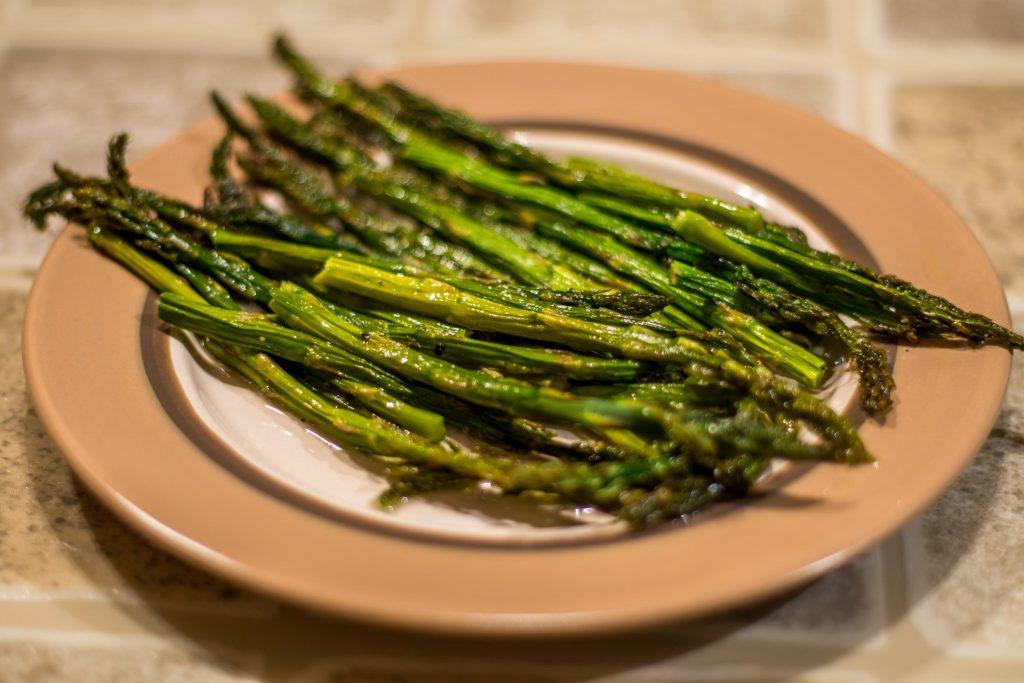 Paleo Roasted Asparagus