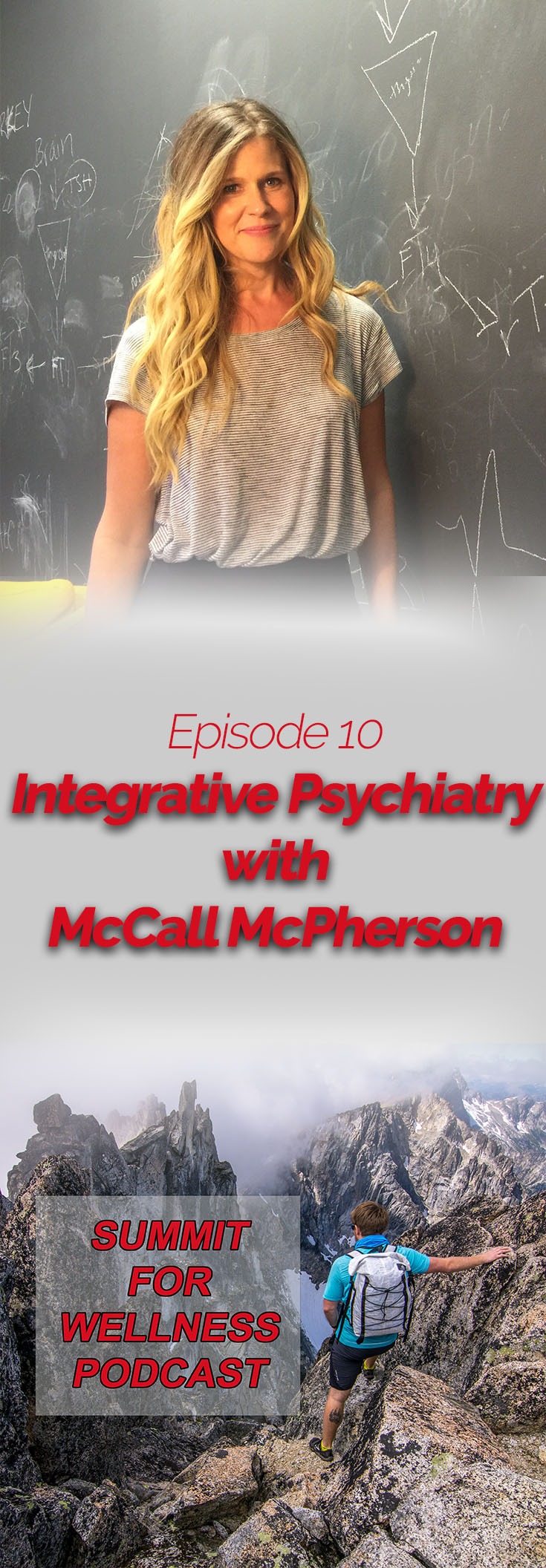 Learn about the ways McCall approaches Mental and Thyroid Health.