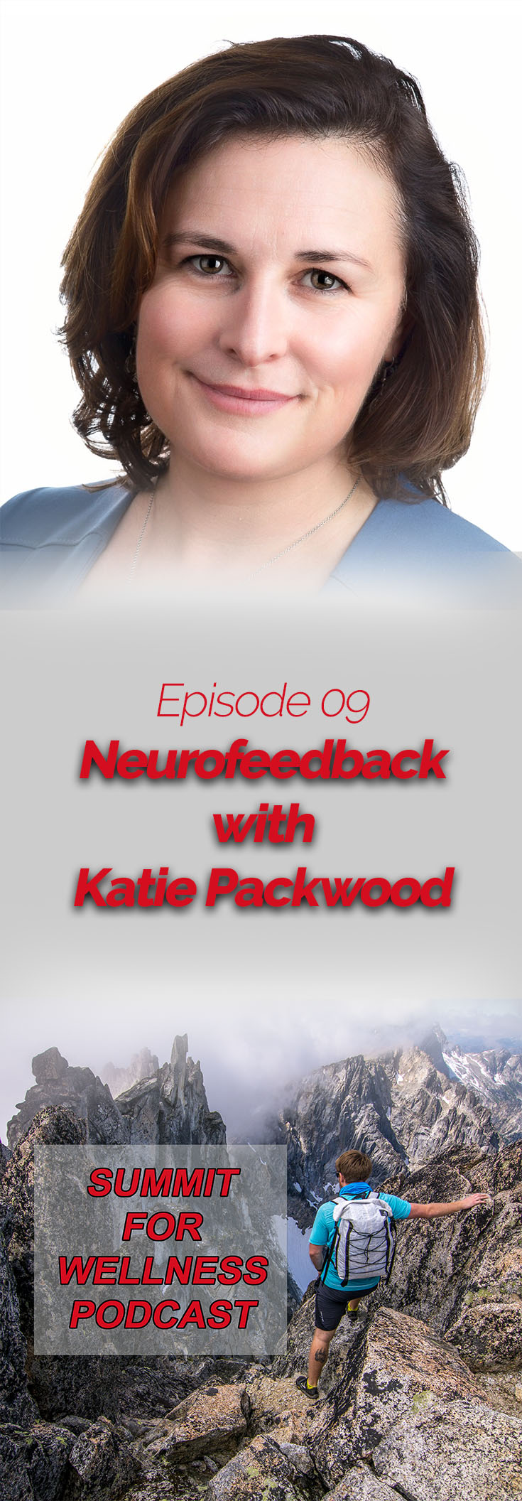 Katie Packwood discusses how Neurofeedback can improve the brains ability to process stress.