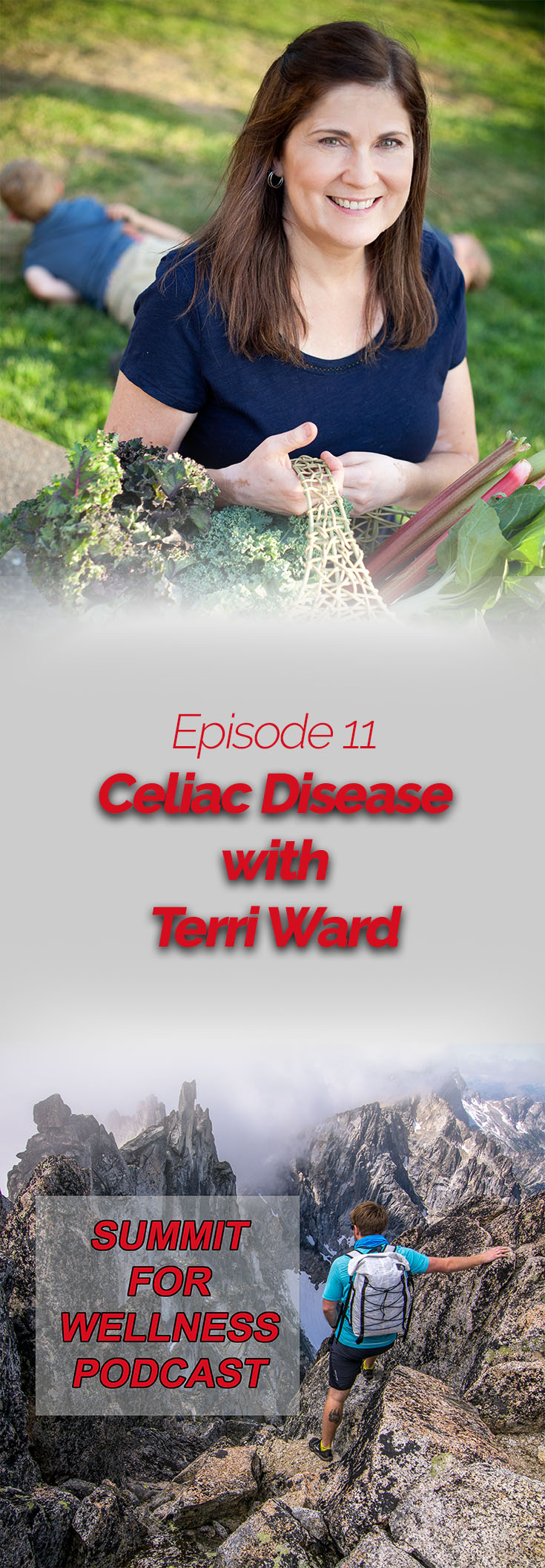 Terri Ward discusses everything you need to get started on helping Celiac Disease