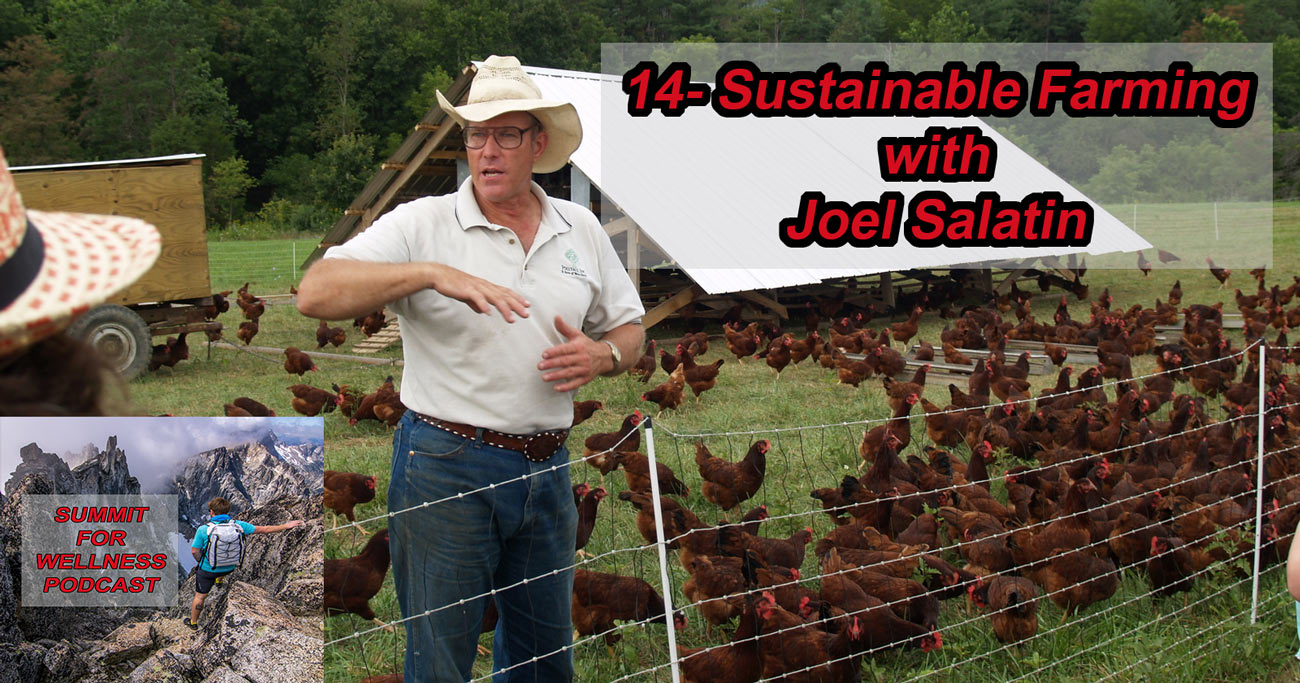 Joel Salatin Sustainable Farming