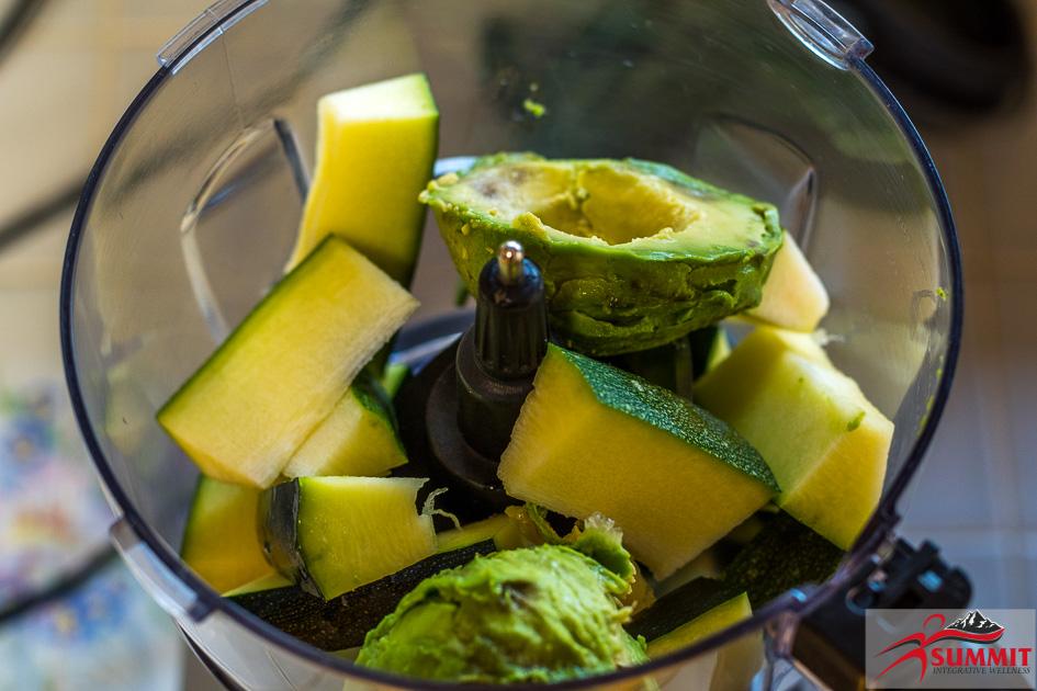 Avocado Zucchini Hummus-1
