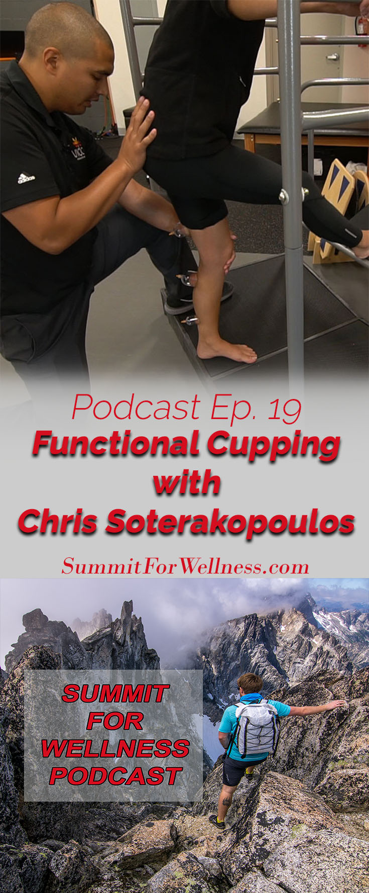 Chris Soterakopoulos talks all about Functional Cupping