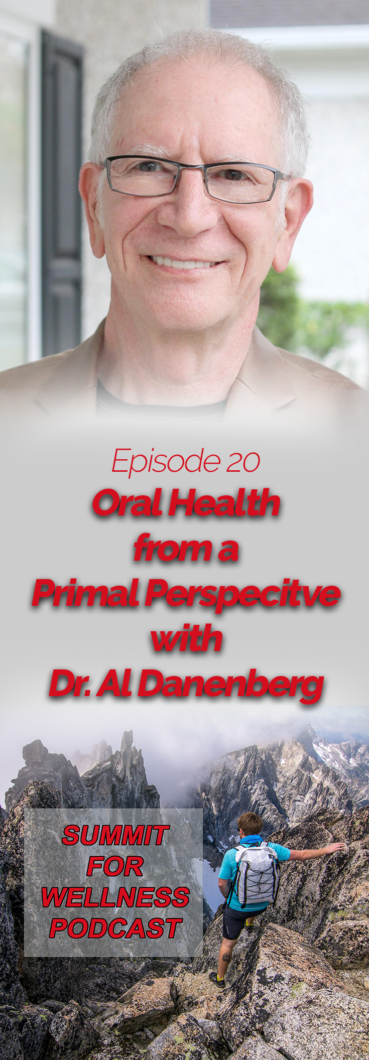 Oral Health from a Primal Perspective with Dr Al Danenberg