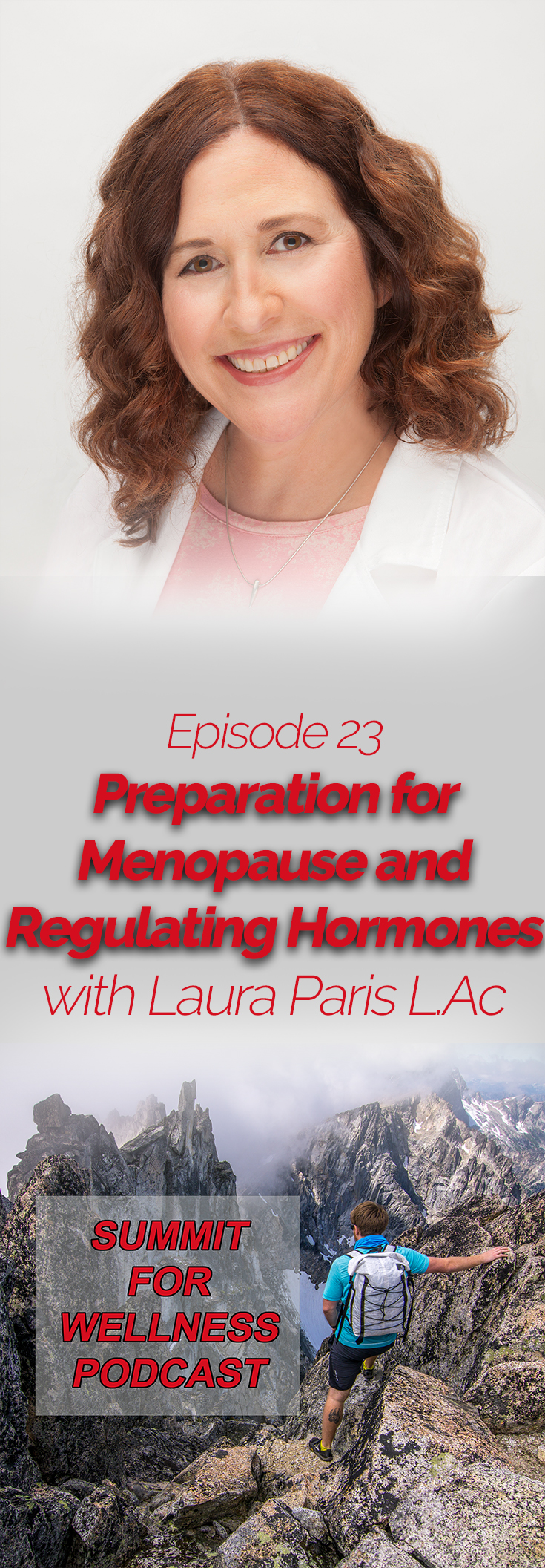 Preparation for Menopause and Regulating Hormones