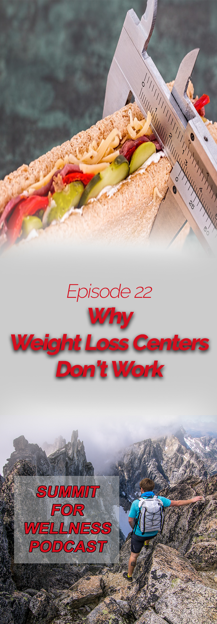 Why Weight Loss Centers Don't Work