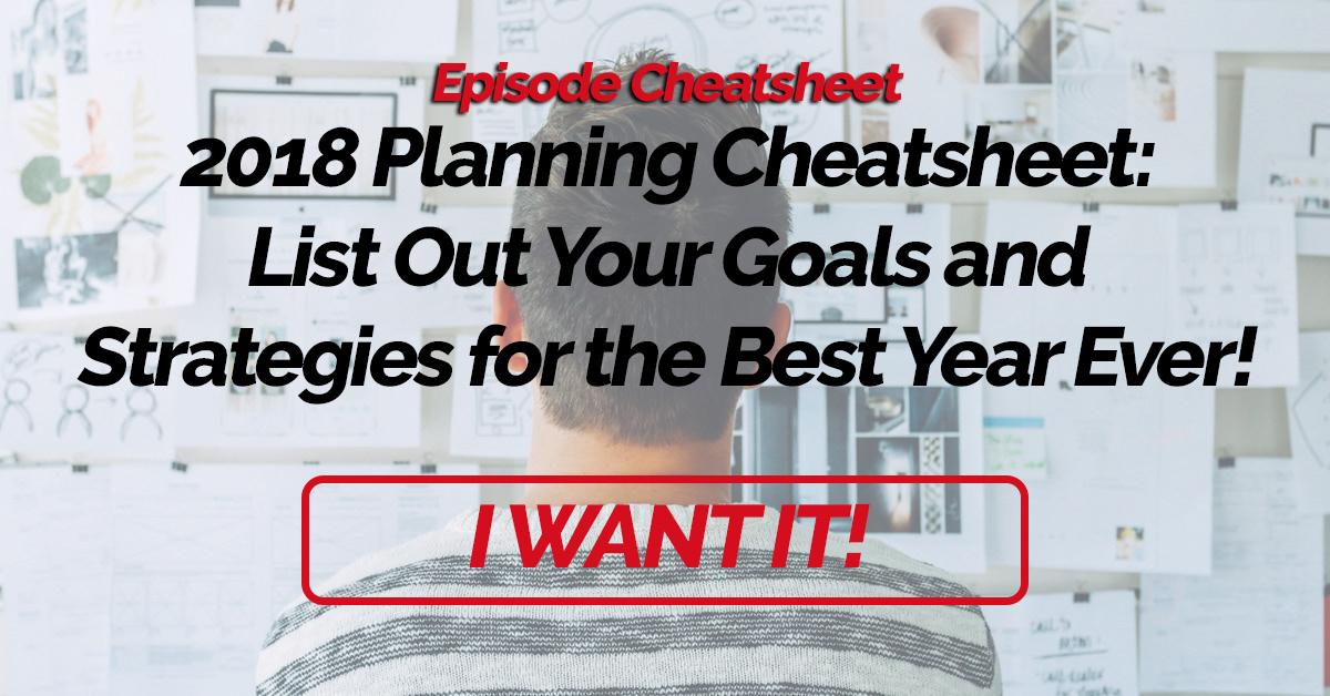 2018 Biz Planning Cheatsheet