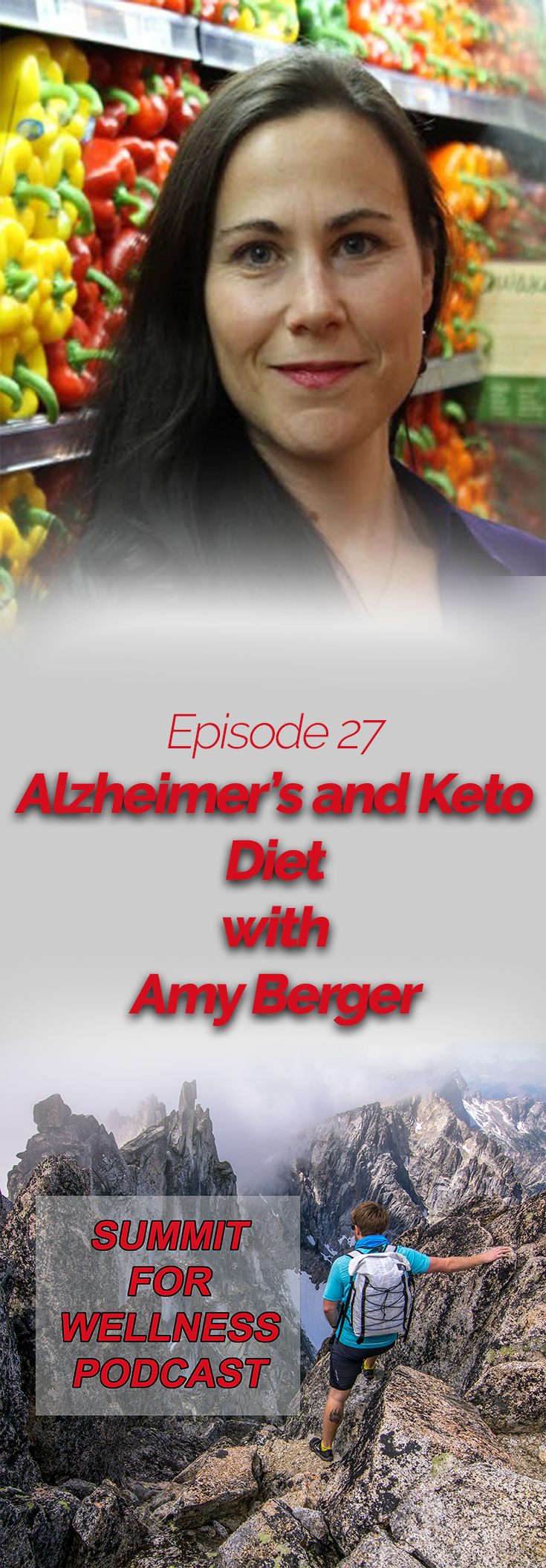 Learn all about how the Keto Diet helps to improve energy in brain cells to help with cognitive function of those suffering from Alzheimer's