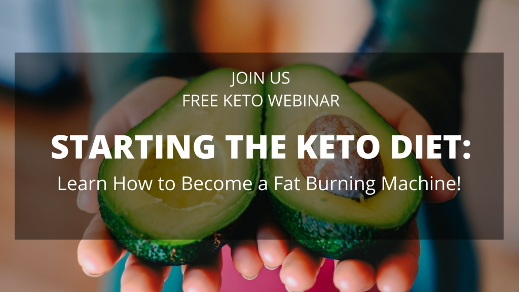 Join Us For Free Keto Diet Webinar