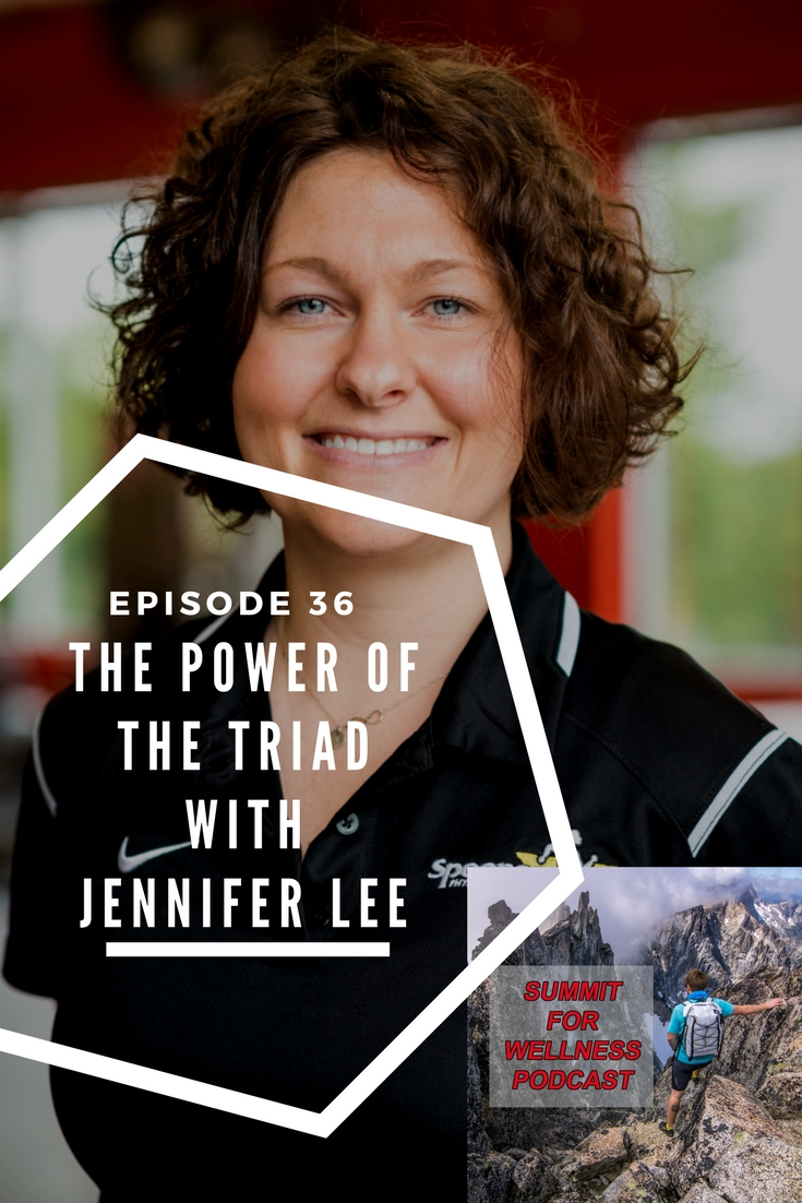 Join Jennifer Lee as she discusses how to apply the power of 3 to her rehab protocols.