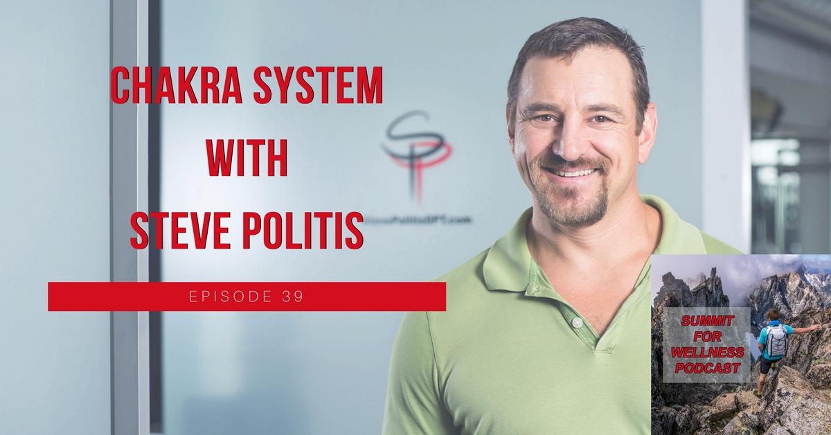 39- Chakra System with Steve Politis