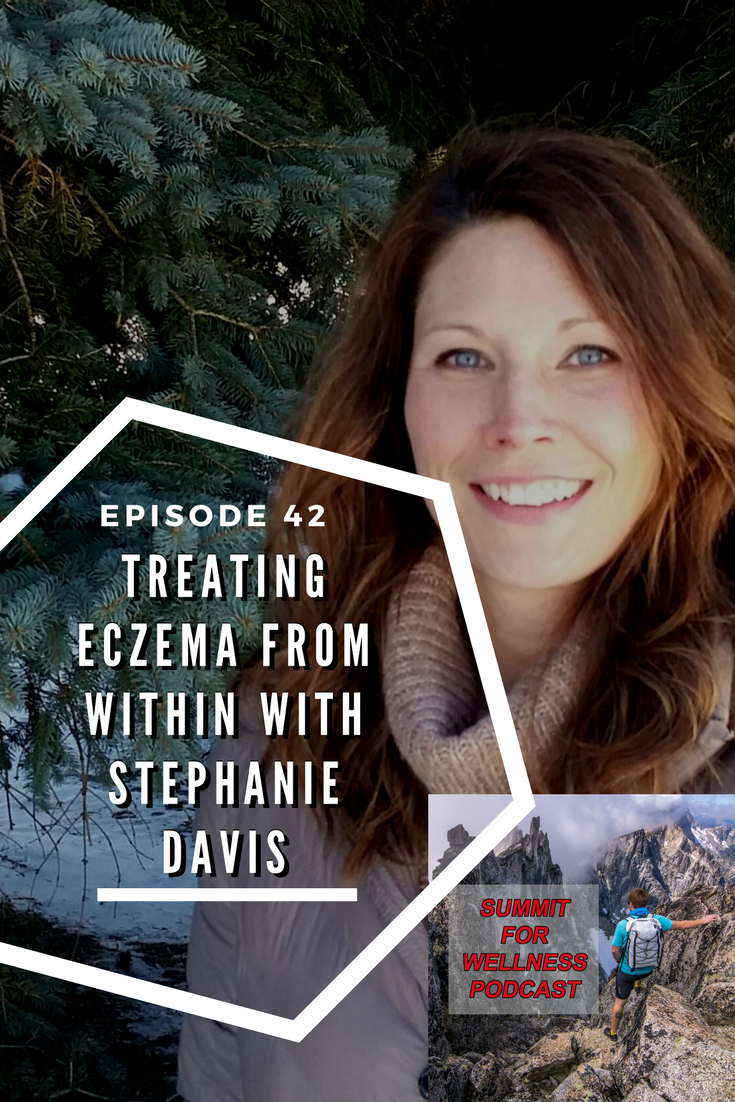Learn how to treat eczema from the inside out with Dr. Stephanie Davis