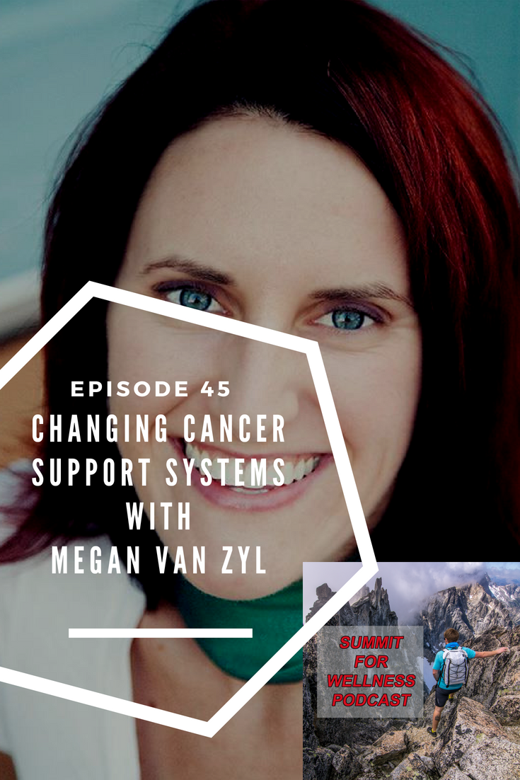Megan Van Zyl dives into holistic approaches to cancer support and how she works with clients through the nutritional and emotional components of cancer.