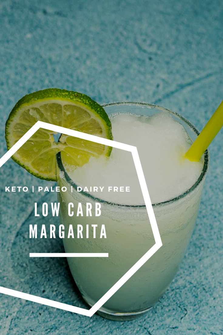 Treat yourself with a very low carb margarita that is keto and paleo friendly.