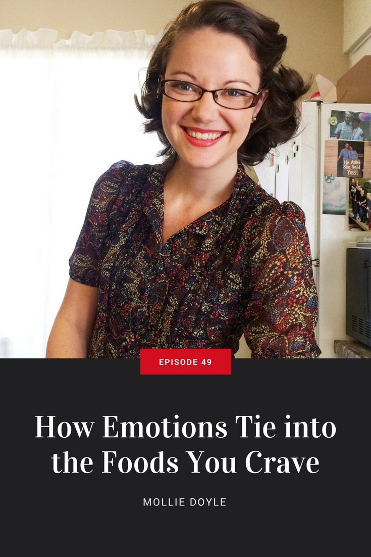 Mollie Doyle explains how textures of food can be a cause for emotional eating, and how to understand what the body truly needs