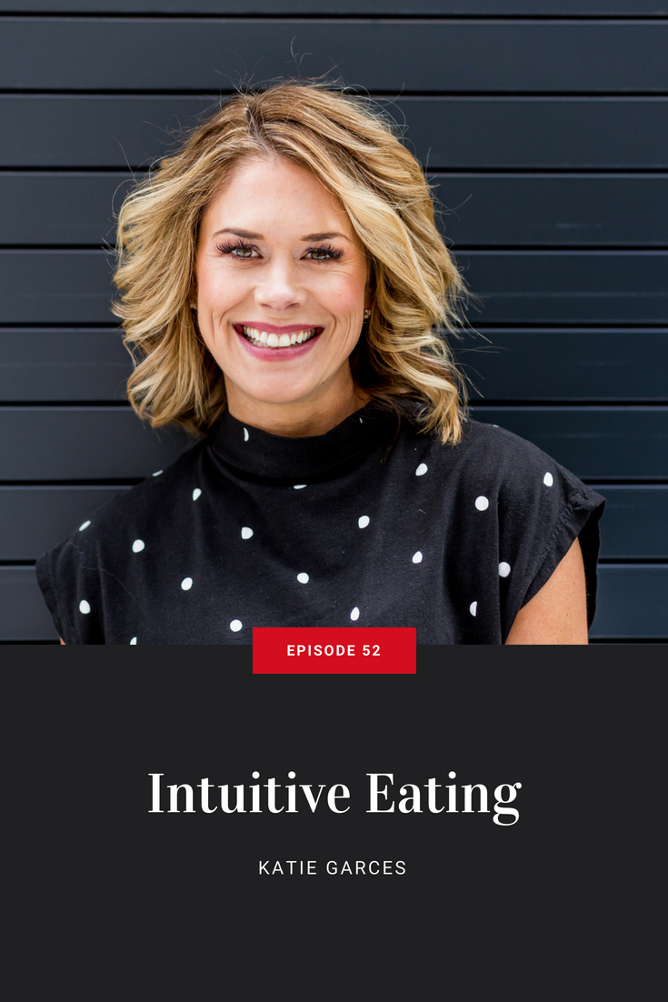 Are you craving food, or is your body telling you that it needs certain nutrients? Intuitive Eating helps you to recognize the foods you need instead of forcing diets on yourself.