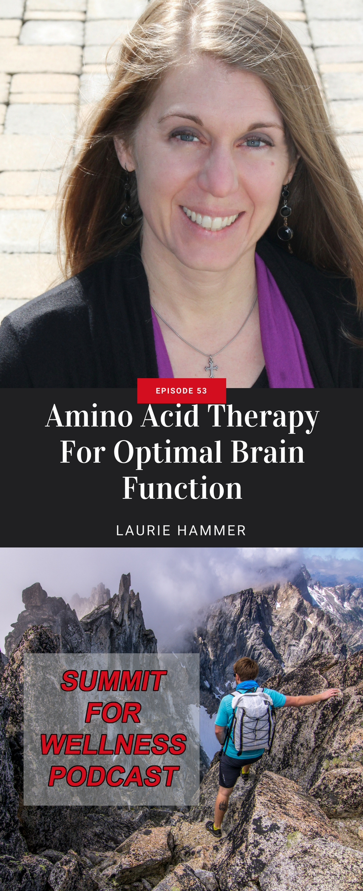 Amino Acid Therapy is used to discover deficiencies in the right amino acids that are needed to build neurotransmitters.