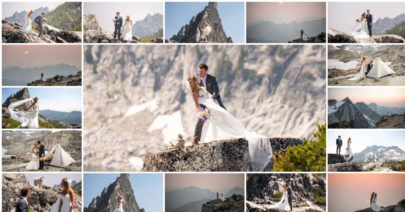 Alpine Wedding