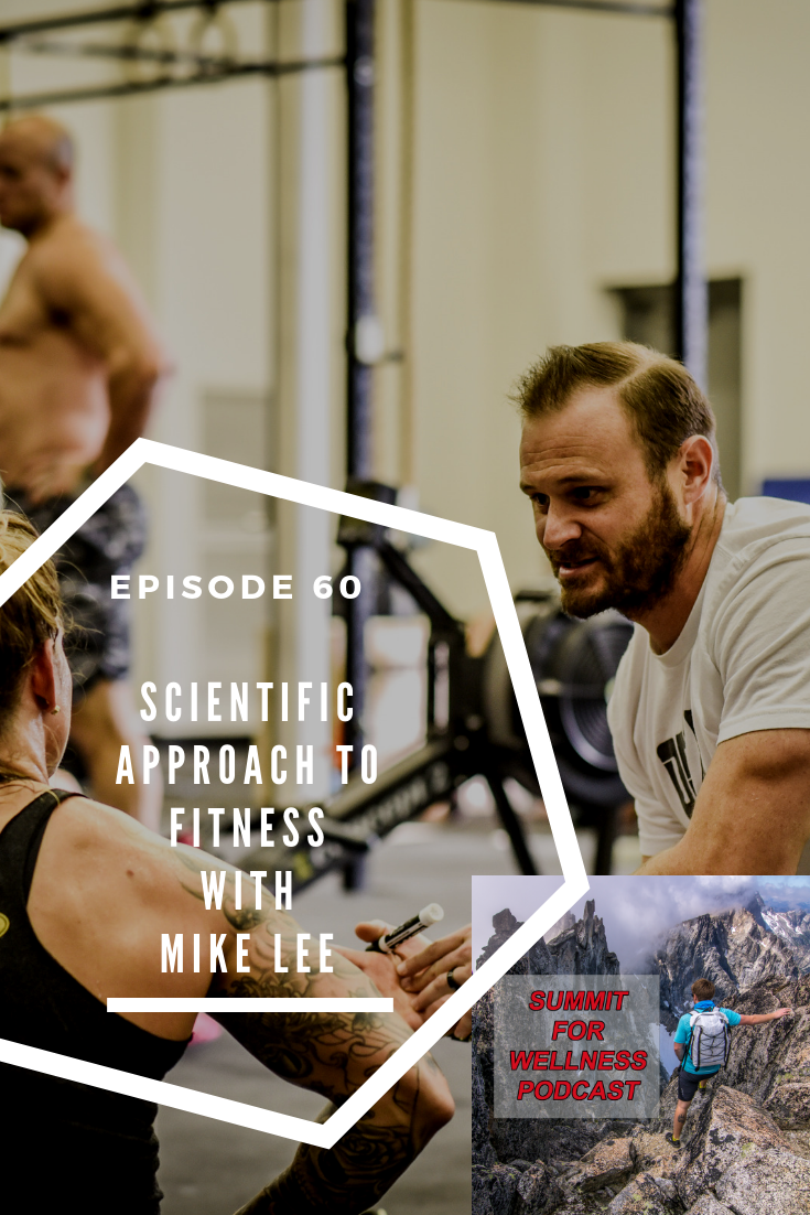 Mike Lee uses his engineering background to create scientific-based fitness programs for high level athletes