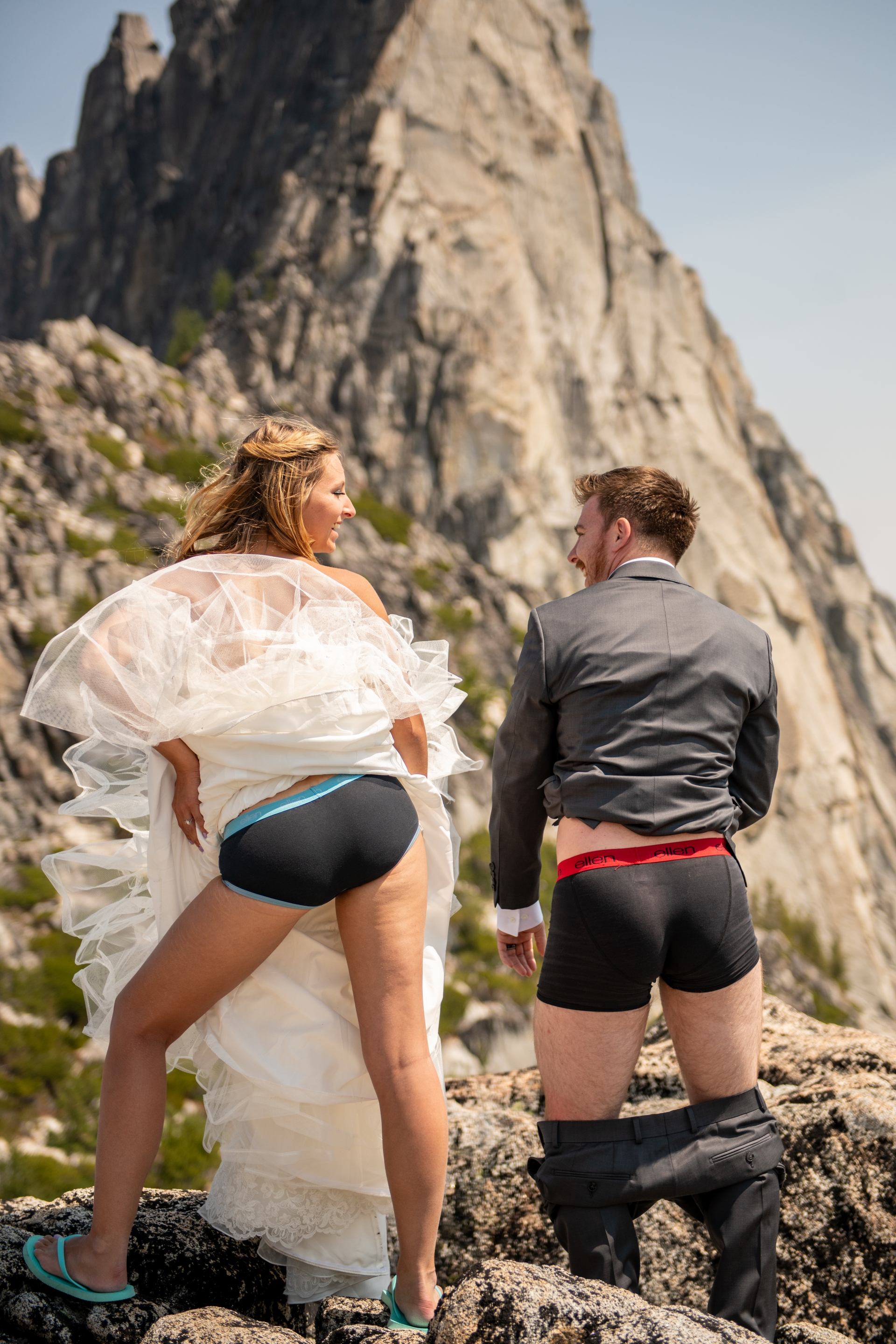 Enchantments wedding- Ellen Underwear
