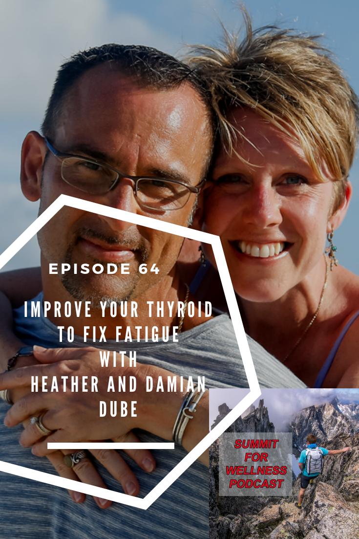 Do you have signs of low energy or thyroid issues, but your labwork says you are fine? Heather and Damian Dube talk about why this happens