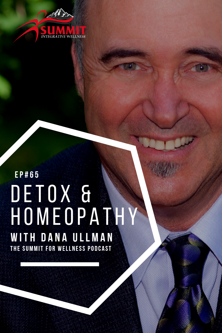 In this episode, we are joined by Dana Ullman to help us learn more about homeopathy as a powerful detox option.
