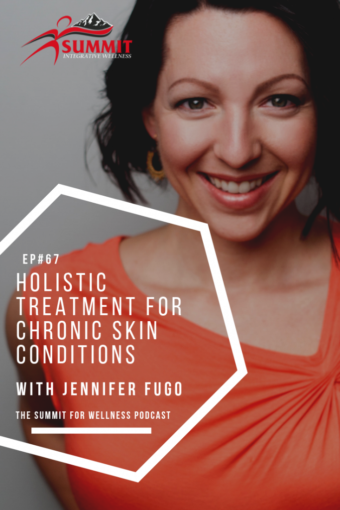 Jennifer Fugo teaches how to improve your skin health from the inside out