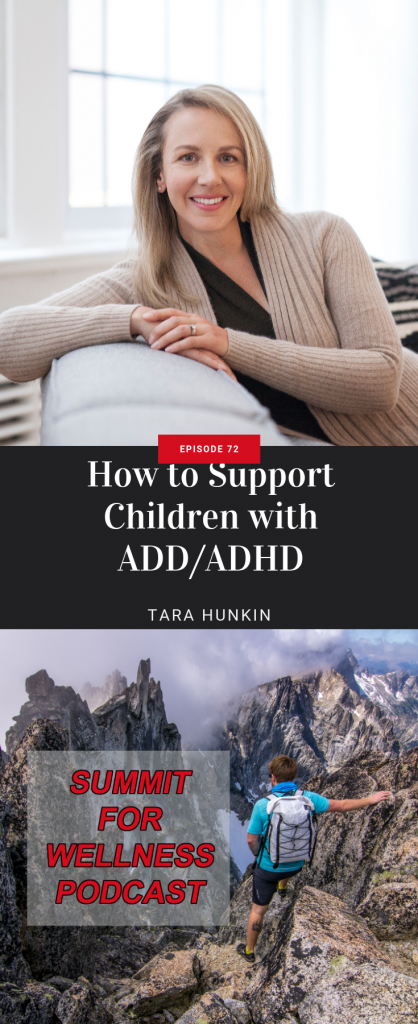 Tara Hunkin specializes with working with children with neurodevelopmental disorders. Learn different ways to support your child with ADD and ADHD