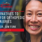 73- Alternatives to Surgery for Orthopedic Injuries with Dr Jum Funk