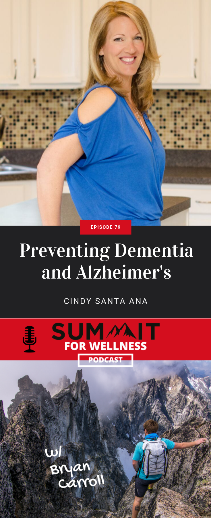 Cindy Santa Ana of the Amen Clinic chats with us about the integrative approach for Dementia and Alzheimer's they use at the clinic.