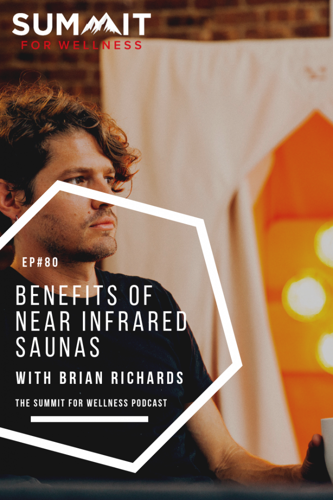 Brian Richards from SaunaSpace teaches us about Near Infrared Saunas. Learn More at SummitForWellness.com/Sauna