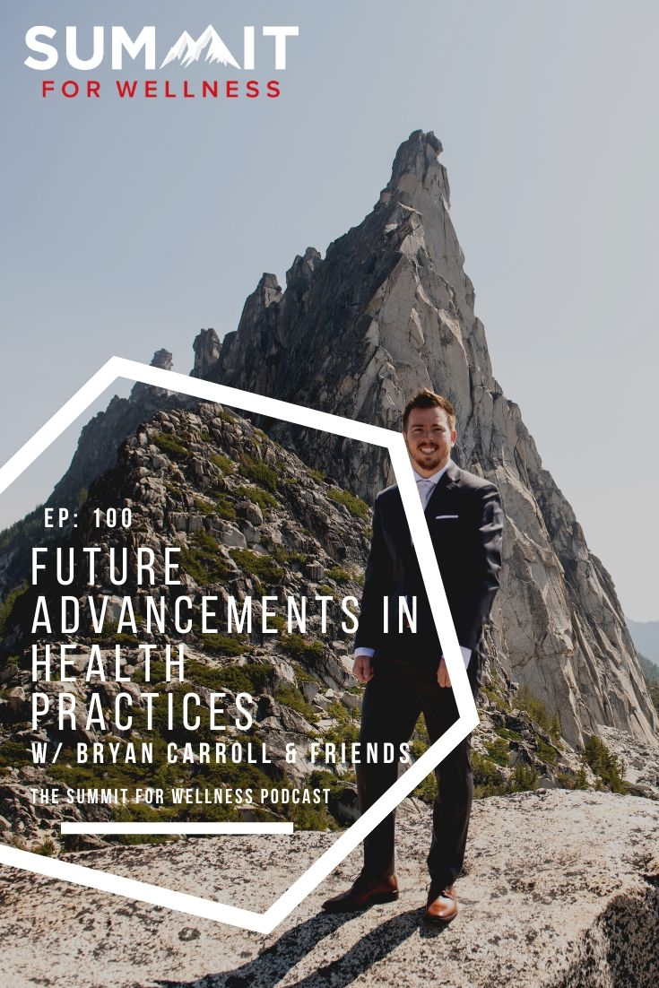 Bryan Carroll and guests come on to talk about the future advancements in health