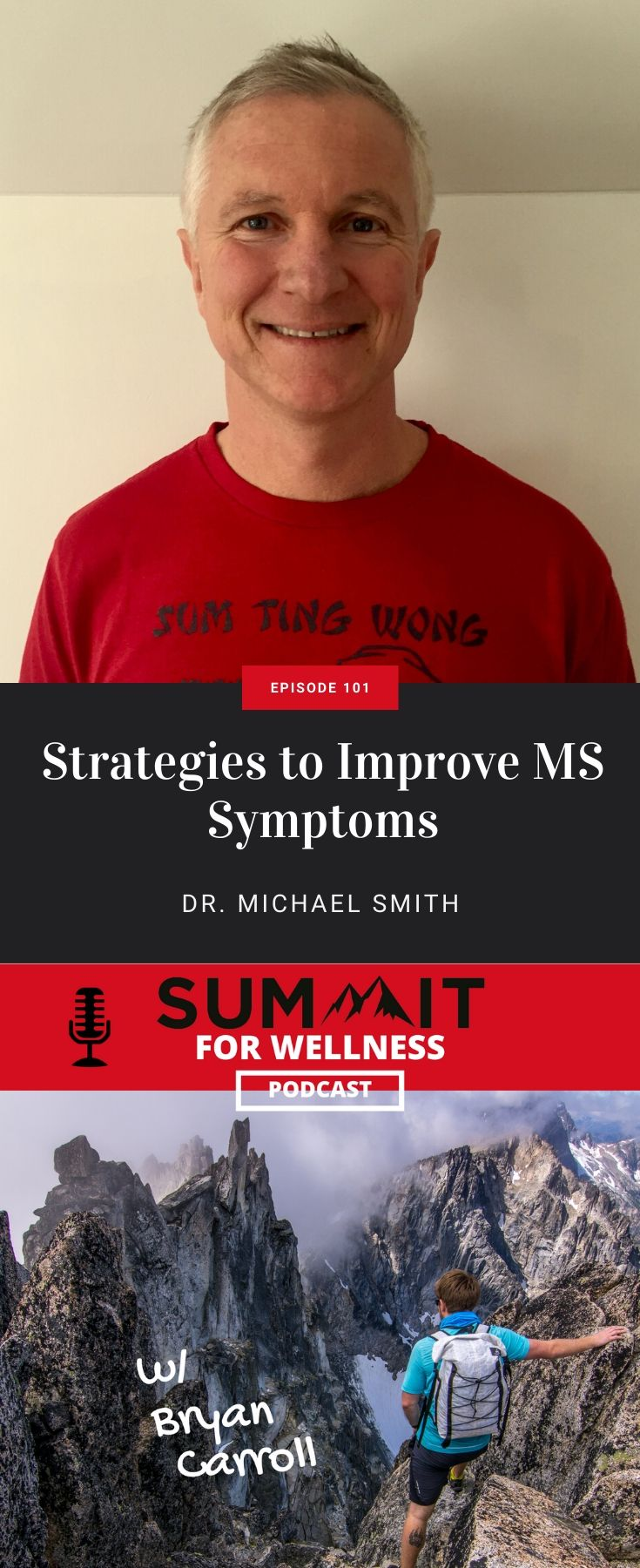 Learn from Dr. Michael Smith on how to improve MS symptoms