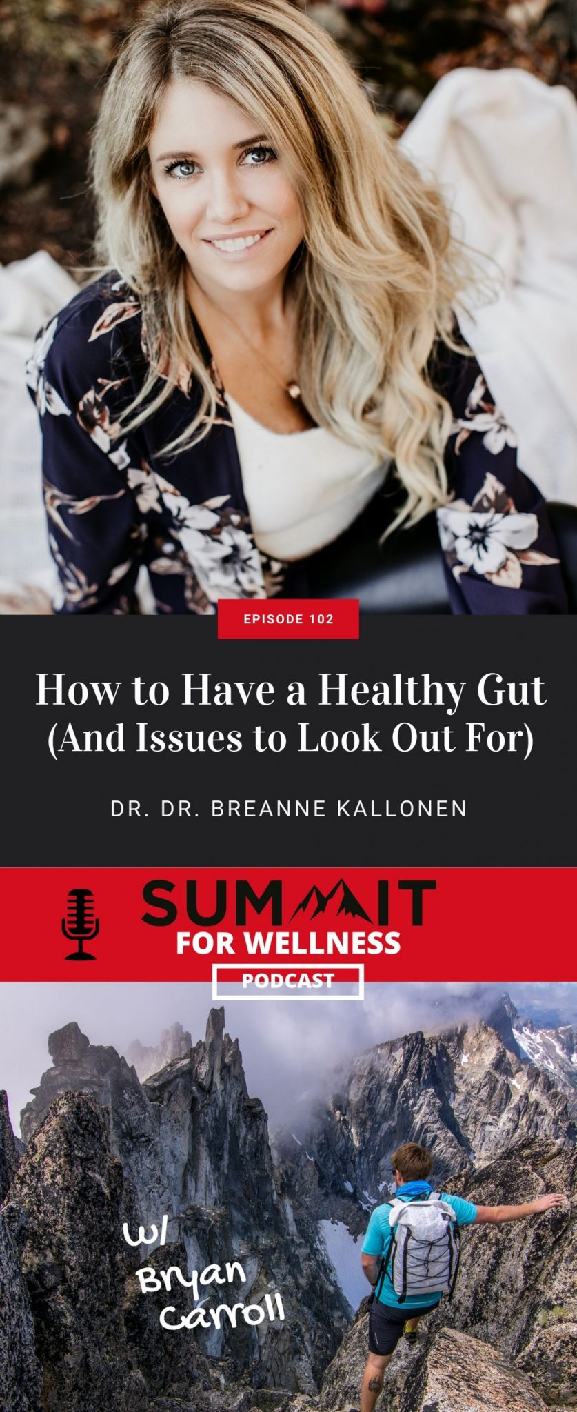 Dr. Breanne Kallonen walks us through steps to optimize how our digestive tracts function