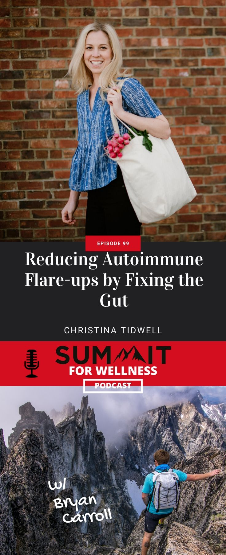 Christina Tidwell teaches those with autoimmune conditions how to improve their gut health