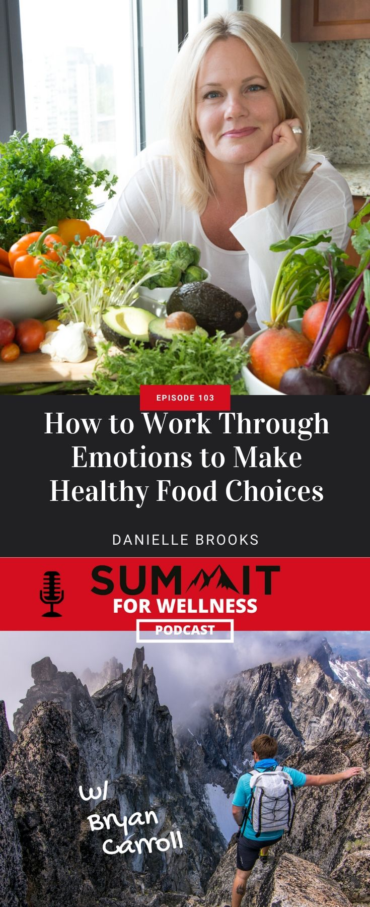 Danielle Brooks teaches us how to control our emotional eating