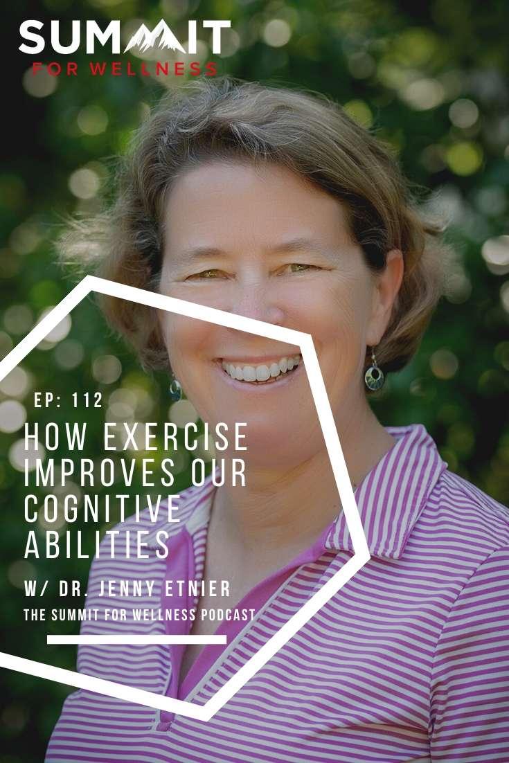 Jenny Etnier teaches us how exercise reduces the risk for Alzheimer's