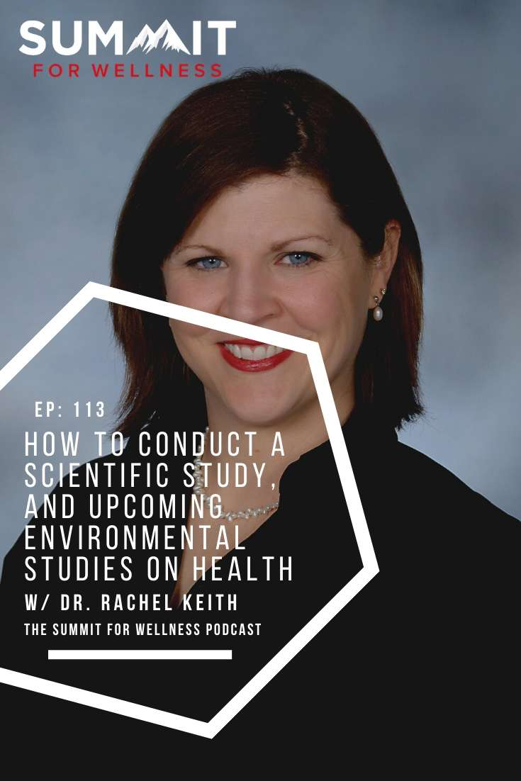 Dr. Rachel Keith teaches us about the scientific process and how long research can take