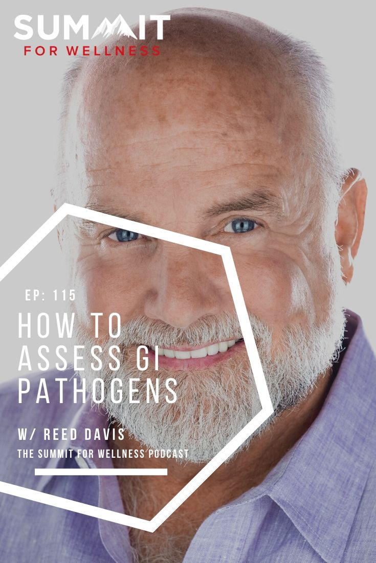 Reed Davis teaches us how to assess for different GI Pathogens that can impact the body