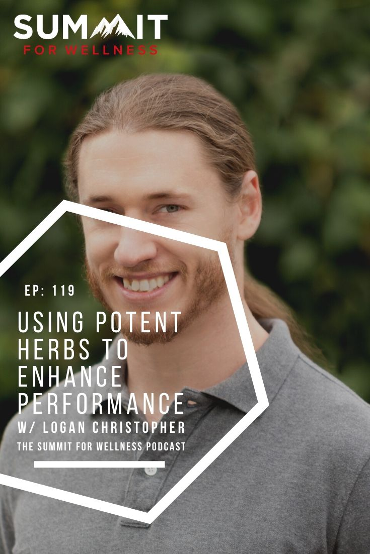 Logan Christopher of Lost Empire Herbs teaches how potent herbs can enhance performance