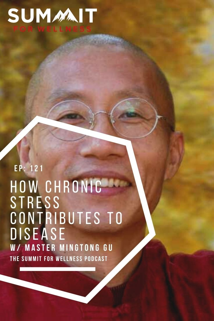 Master Mingtong Gu teaches us ancient Chinese ways to reduce stress to help our bodies to heal.