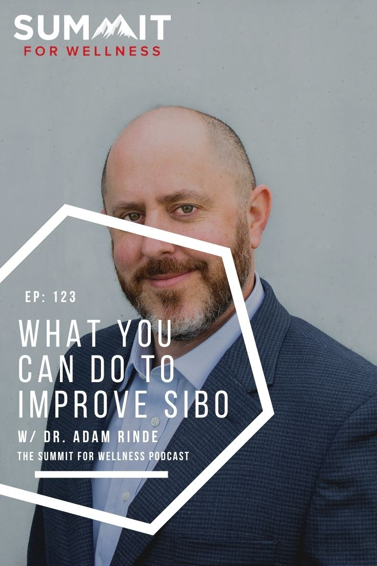 Dr. Adam Rinde teaches how SIBO can impact the entire GI tract