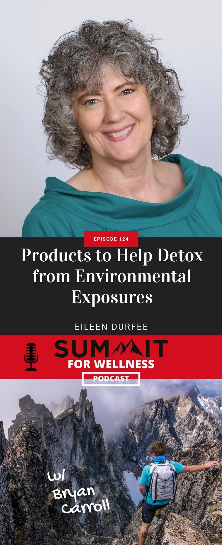 Eileen Durfee shares how to use Creatrix to detox from environmental toxins