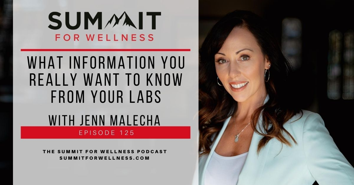 Learn from Jenn Malecha which lab markers to pay attention to