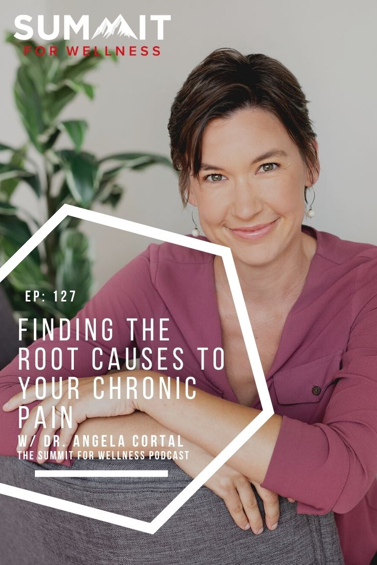 Dr. Angela Cortal shares how to find the root causes to pain