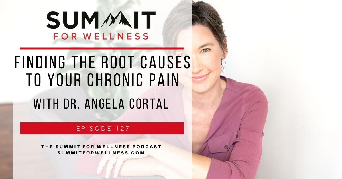 Dr. Angela Cortal teaches us what causes pain and how to heal from it