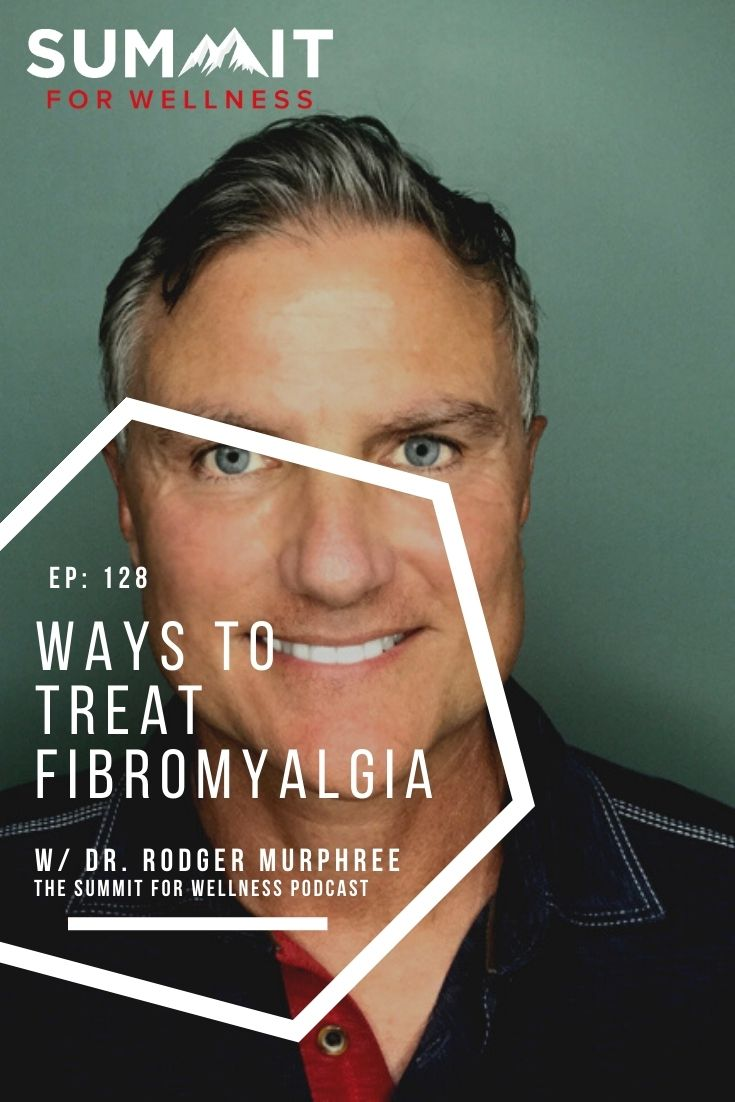 Dr. Rodger Murphree teaches others how to mitigate fibromyalgia symptoms