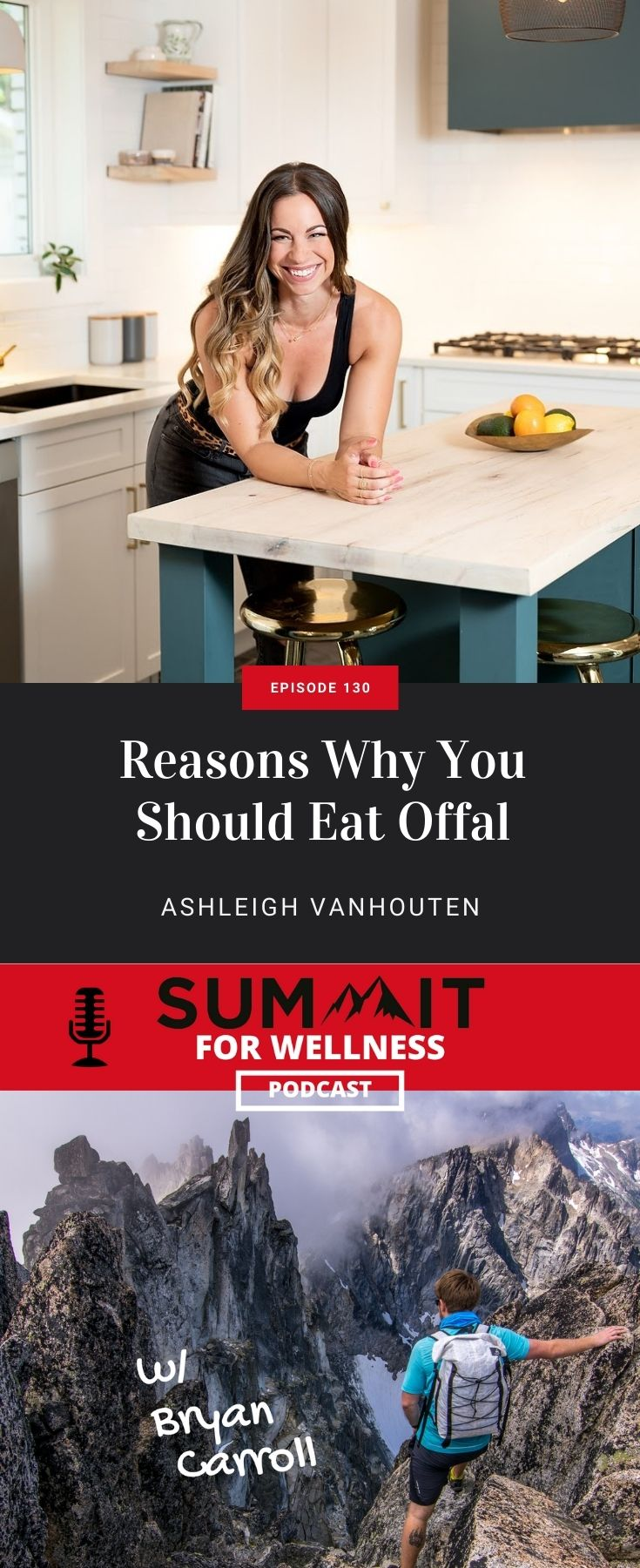 Ashleigh VanHouten shares different ways to eat offal