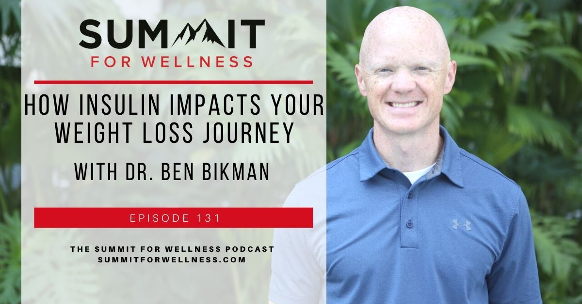 Dr. Ben Bikman shares why insulin is important to test for weight loss