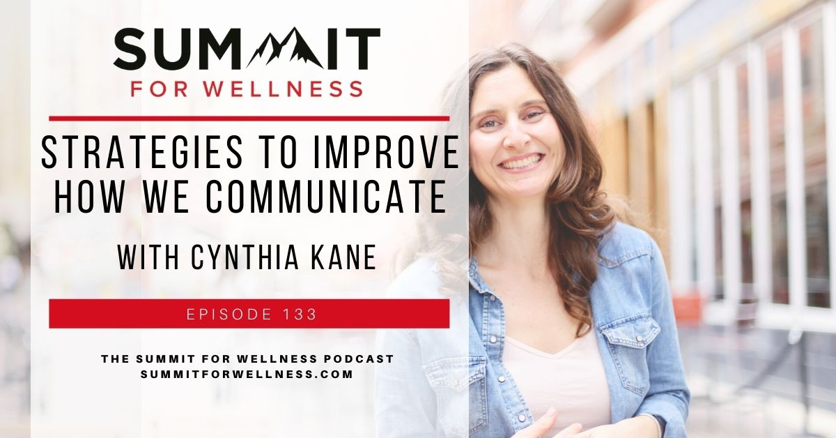 Cynthia Kane teaches us strategies to have open and hard conversations with others